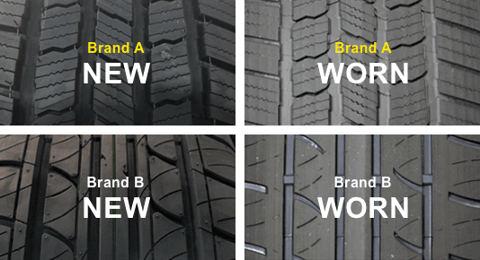 The Truth About Worn Tires