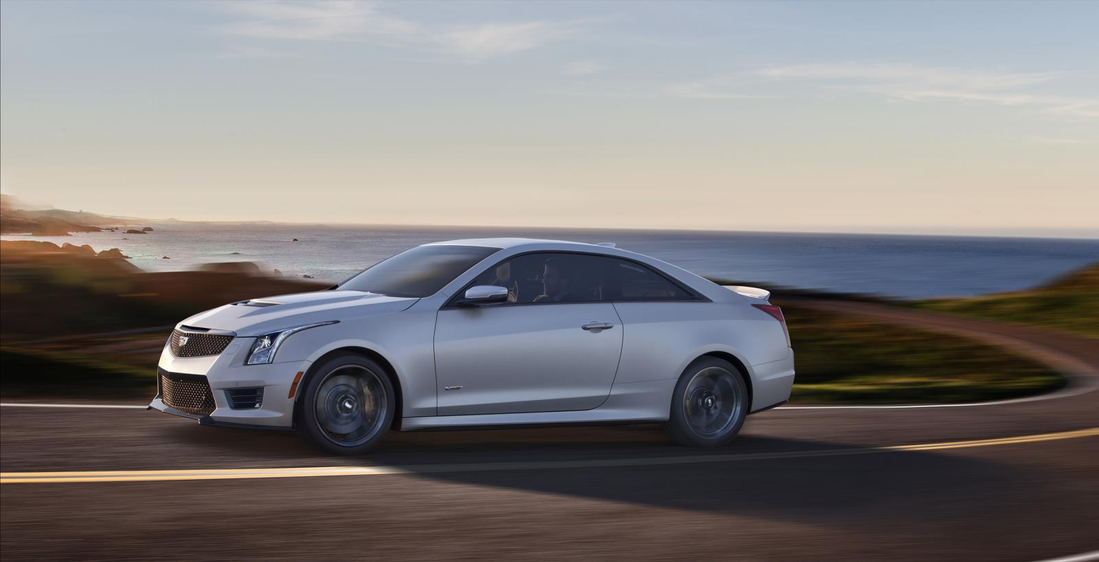 Michelin Tire Chosen For Cadillac Ats V