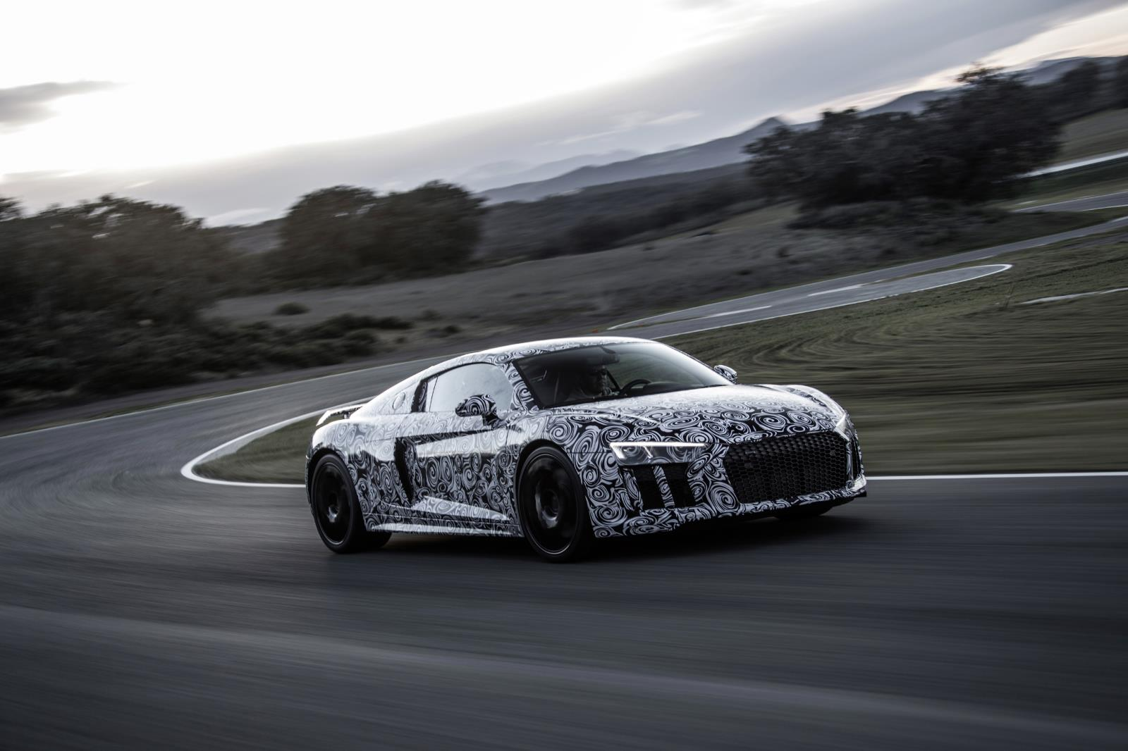 MICHELIN Pilot Sport Cup Tires Available For New Audi R - Audi car tires