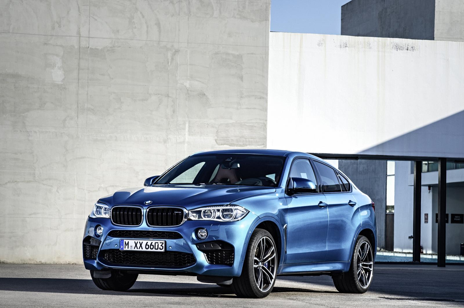 Michelin Pilot Super Sport For The New BMW X5M And X6M