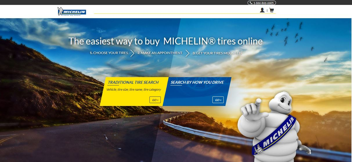 Online Tire Sales >> Michelin Begins Selling Tires Online At Michelinman Com