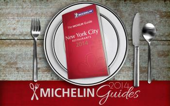 Michelin Guides 2014 Official Image