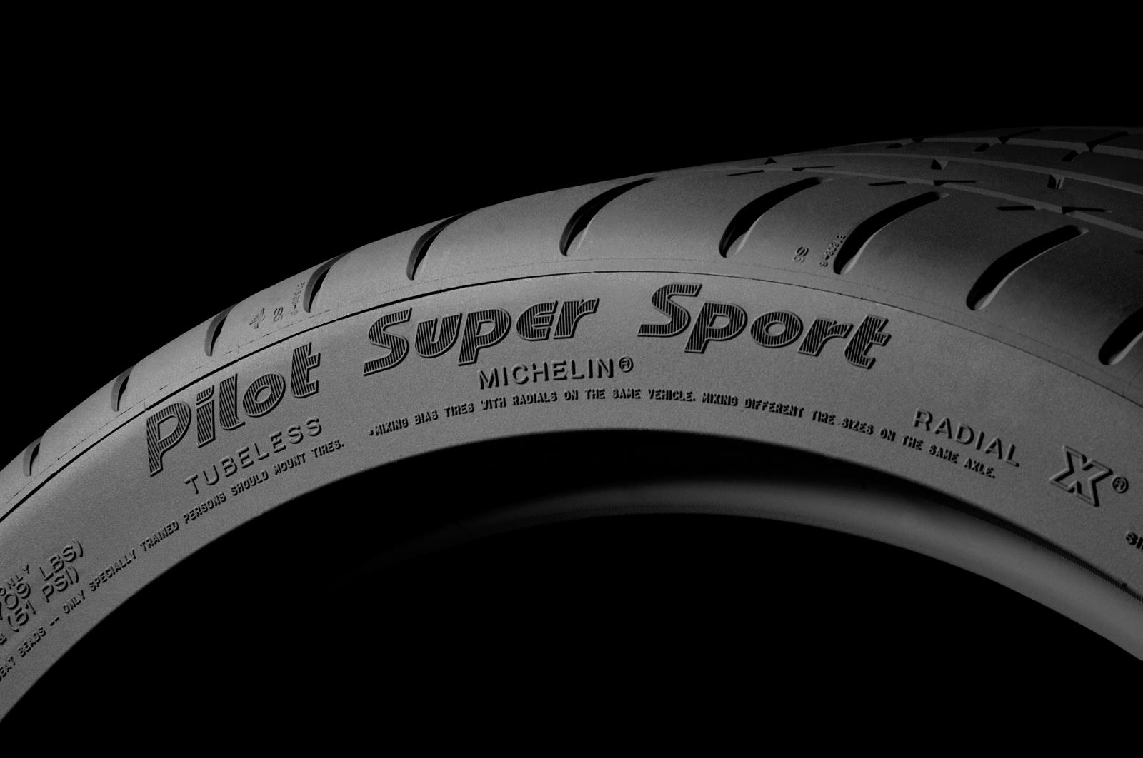 michelin pilot super sport for the new bmw x5m and x6m. Black Bedroom Furniture Sets. Home Design Ideas