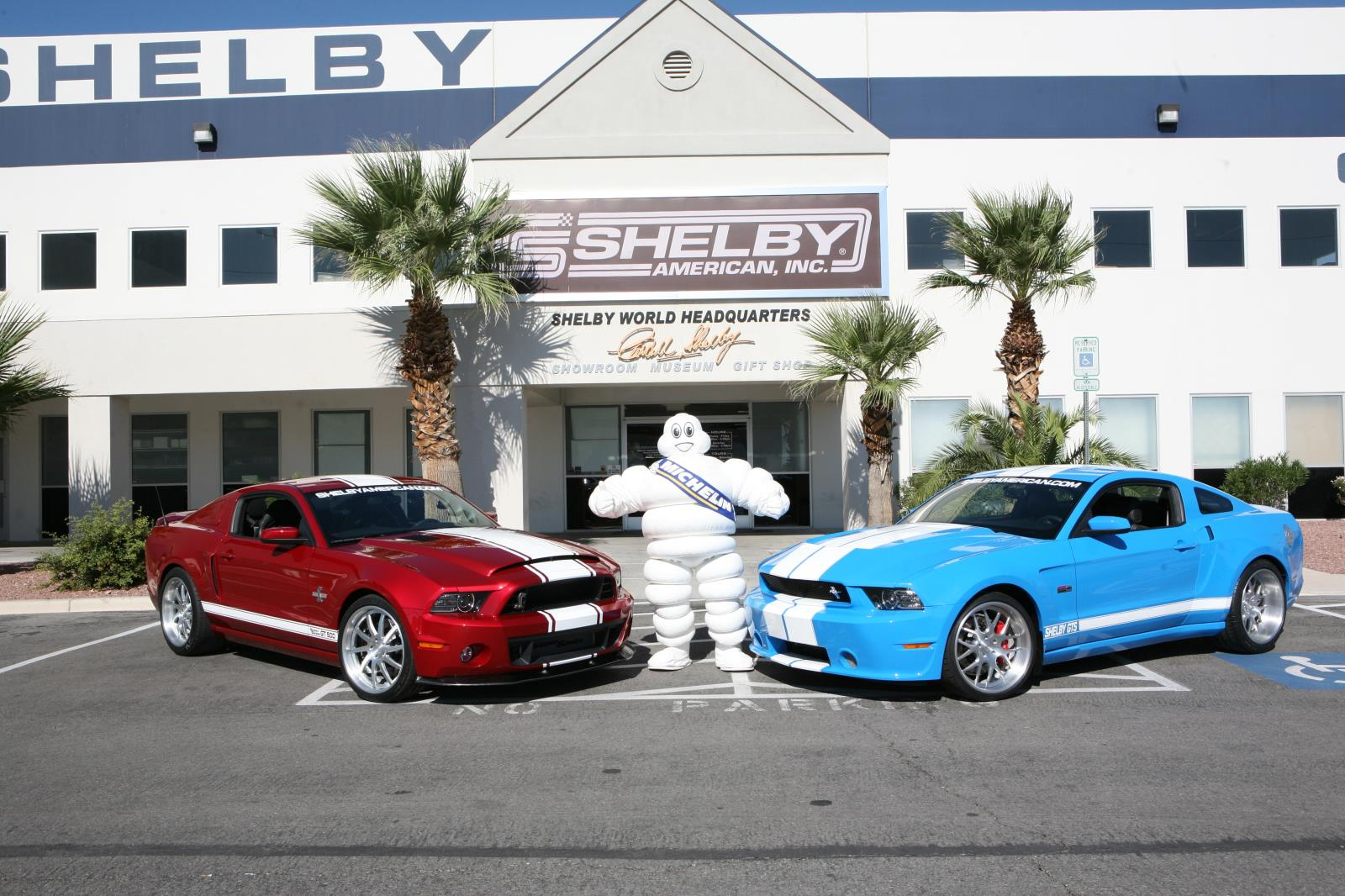 Michelin and Shelby American2