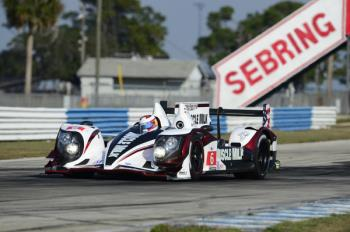 Muscle Milk Pickett Racing Sebring Pre Race photo