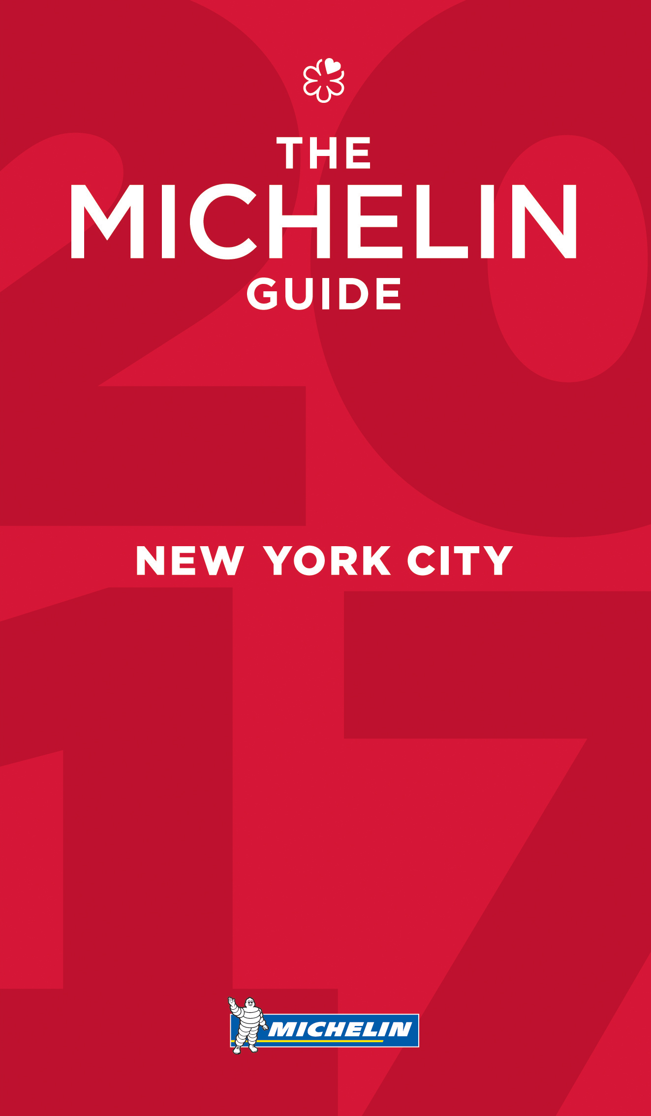 Michelin Guide Nyc 2017