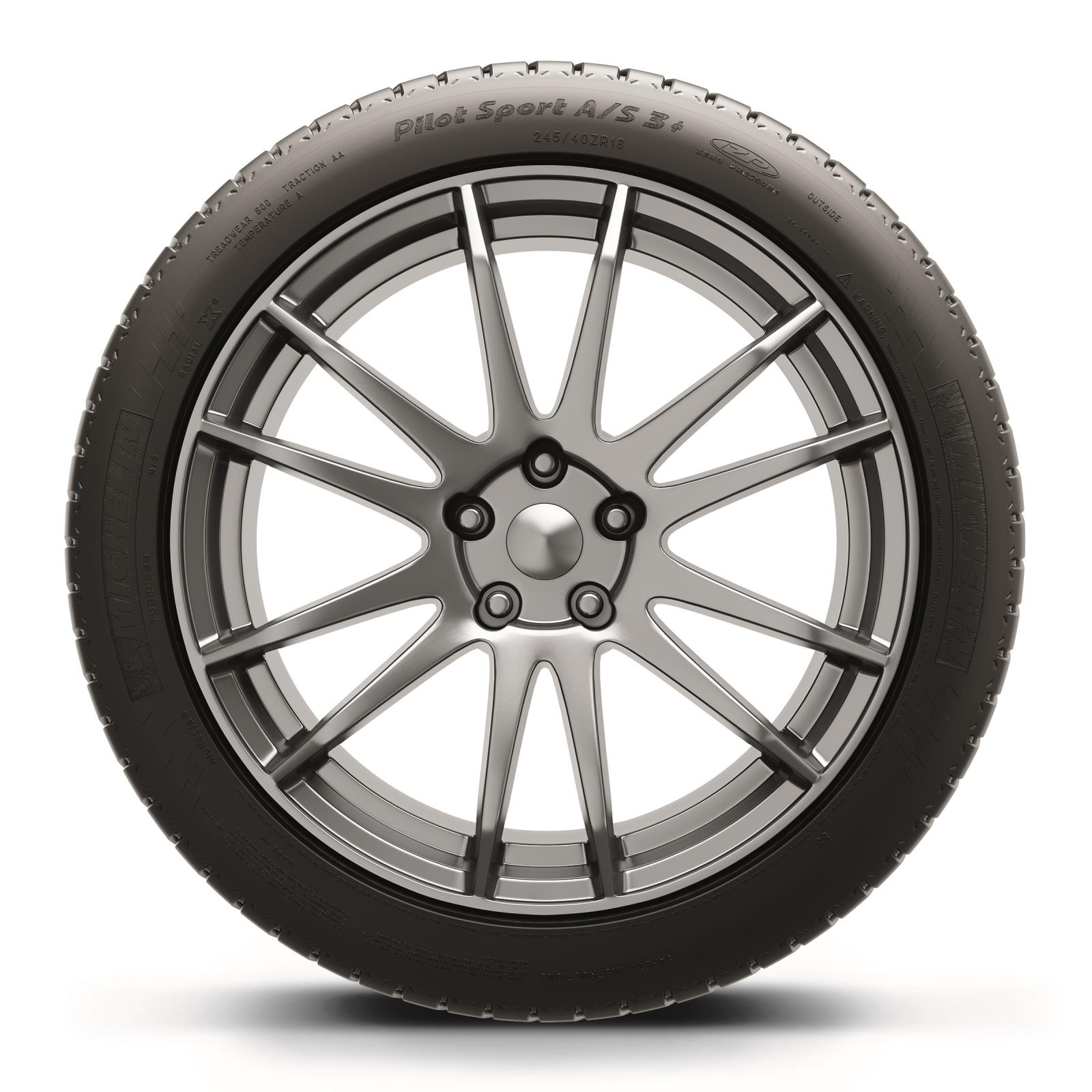 Michelin Introduces New Pilot Sport All Season 3 ™ Tire at North