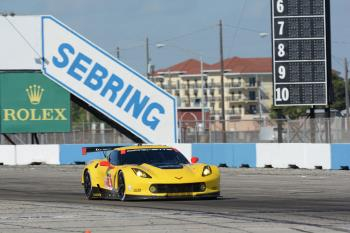 Sebring Pre Race Photo Michelin Motorsports