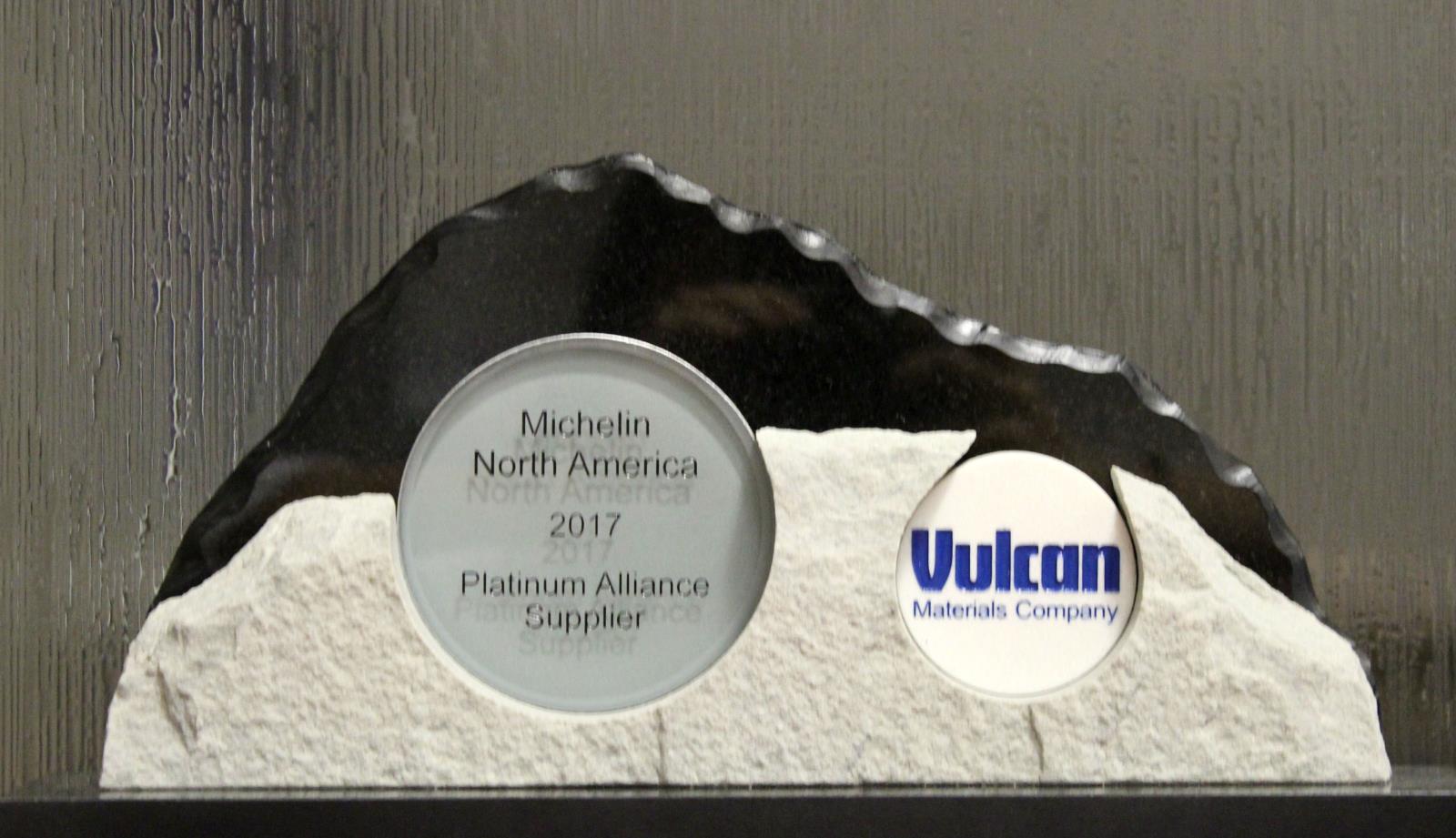 vulcan platinum gold